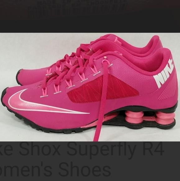 Nike Shoes   Nike Shox Superfly R4 85